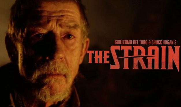 The Strain ou le retour du filtre jaune