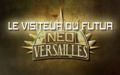 visiteur du futur - La saison 4 du Visiteur du Futur en DVD VDF Neo