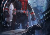 comic-con 2014 - SDCC 2014 : visuels pour Community, Crimson Peak, Ant-Man, Avengers 2... antmanpostersdcc