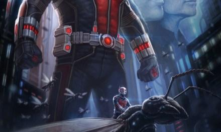 Ant-Man : taille miniature et cerveau assorti