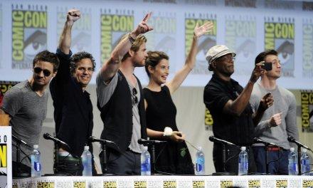 Comic-Con 2014 : Avengers 2 se dévoile
