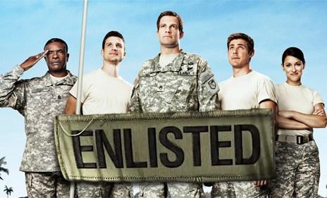 enlisted - Enlisted : Mash-érie