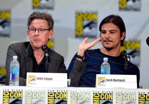 sdcc 2014 - Comic-Con 2014 : compte rendu du jeudi (Hannibal, Penny Dreadful et Sharknado 2) hartnett