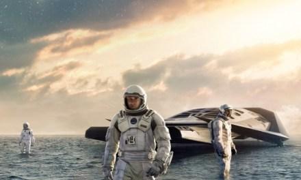 Interstellar : nouvelle bande annonce !