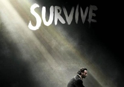 Walking Dead - The Walking Dead 5x01 : No Sanctuary the walking dead poster survive saison 51
