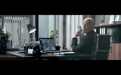 canal + - John Malkovich accro et à croc pour Canalplay 02