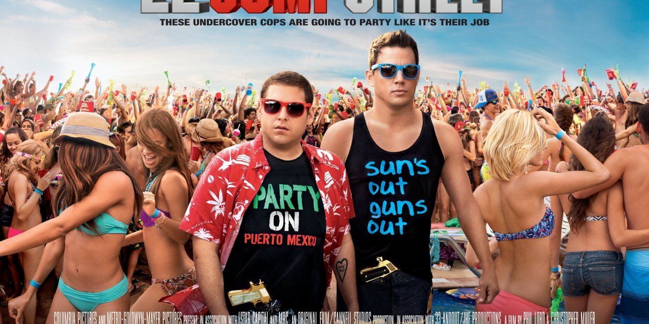 22 Jump Street : Spring Break Motherf*ckers