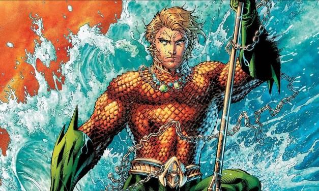 Aquaman se dévoile
