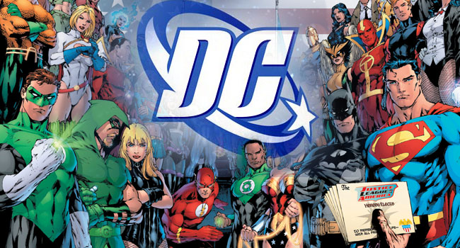 justice league - Warner annonce Flash, Suicide Squad et Wonder Woman au cinéma dc comics
