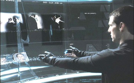 adaptation - Minority Report : la série en projet minority report ui