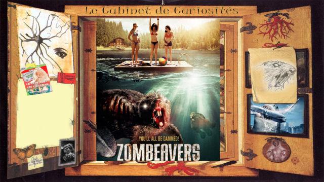 Zombeavers : sea, sex and fun