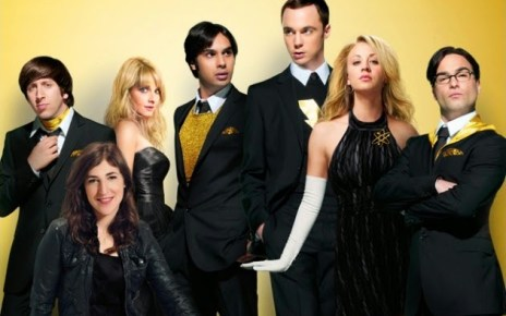 Big Bang Theory - Rentrée des classes pour The Big Bang Theory bagn