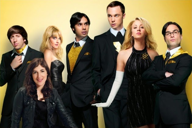 Rentrée des classes pour The Big Bang Theory