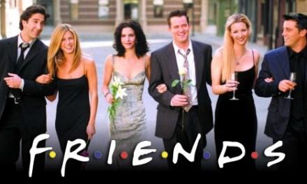 Soirée Friends ce soir dans le 20è à Paris