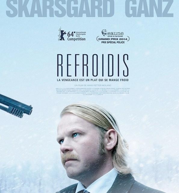polar - Refroidis : la Complainte du Chasse-Neige refroidis de Hans Petter Moland affiche francaise