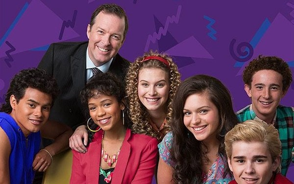 The Unauthorized Saved By The Bell Story : derrière Sauvés par le Gong