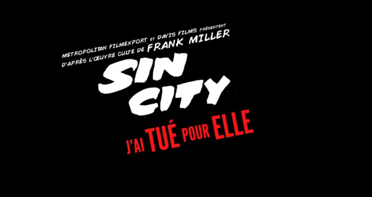 josh brolin - Sin City: A Dame to Kill For, de Frank Miller et Robert Rodriguez : True Grindhouse