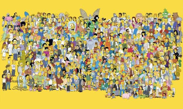 Les Simpson : 1989 – 2014