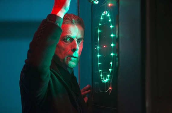 Doctor Who 8×05 Time Heist