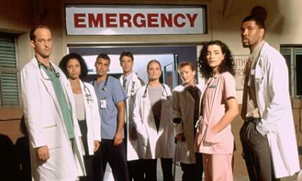 Le crossover improbable entre Urgences et un autre docteur chez Jimmy Kimmel