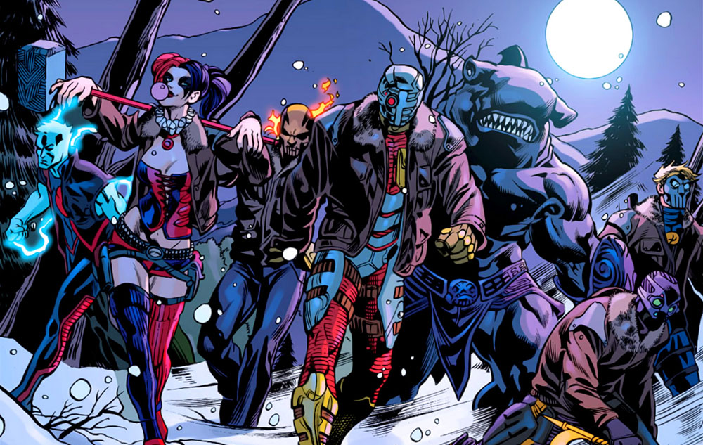 dc - Suicide Squad : Will Smith, Tom Hardy et Margot Robbie proches de signer ?