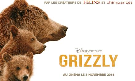 Grizzly : Petit Ours Brun à l'école de la vie