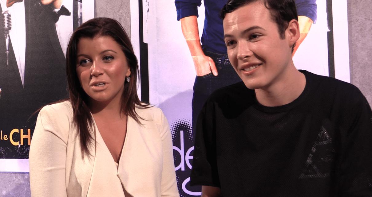 June TV - Degrassi : Nouvelle Génération - Jenna et Tristan en interview