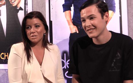 canalsat - Degrassi : Nouvelle Génération - Jenna et Tristan en interview Capture d'écran 2014 10 19 à 13.36.58