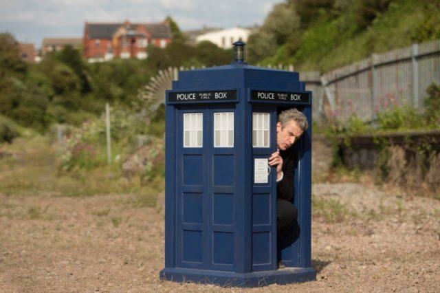 doctor who - Peter Capaldi quitte le rôle du Docteur ! DW saison 8 épisode 9