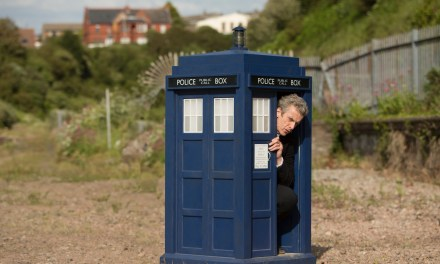 Doctor Who 8×09 : Flatline