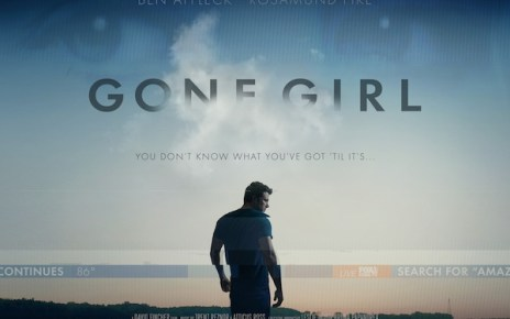 apparences - Les Apparences / Gone Girl de Gillian Flynn par David Fincher au cinéma le 8 octobre Gone Girl 2014 film poster