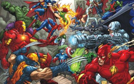 dc - DC / Marvel : pourquoi vous avez raison d'avoir tort