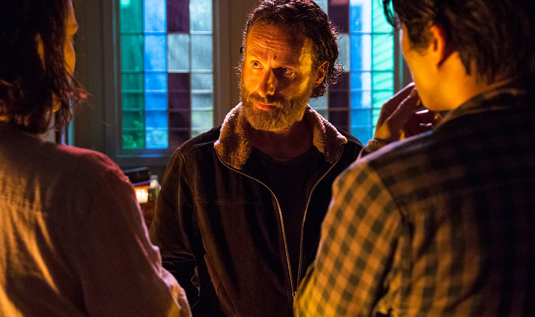 The Walking Dead 5×03 : Four Walls and a Roof