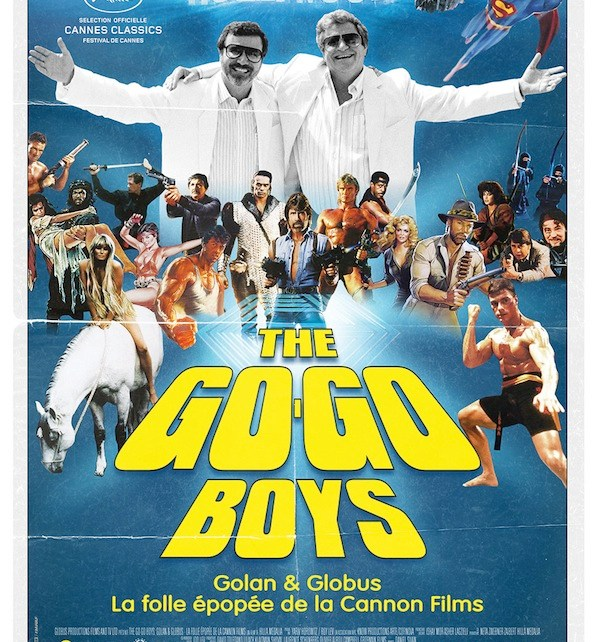 delta force - The Go-Go Boys : The Brothers Kaboom The Go Go Boys de Hilla Medalia affiche