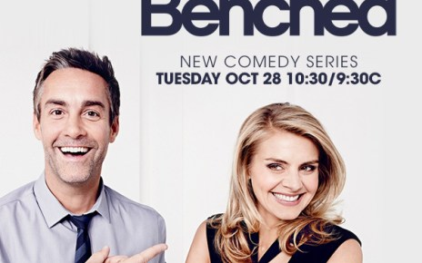 benched - Benched 1x01Pilot