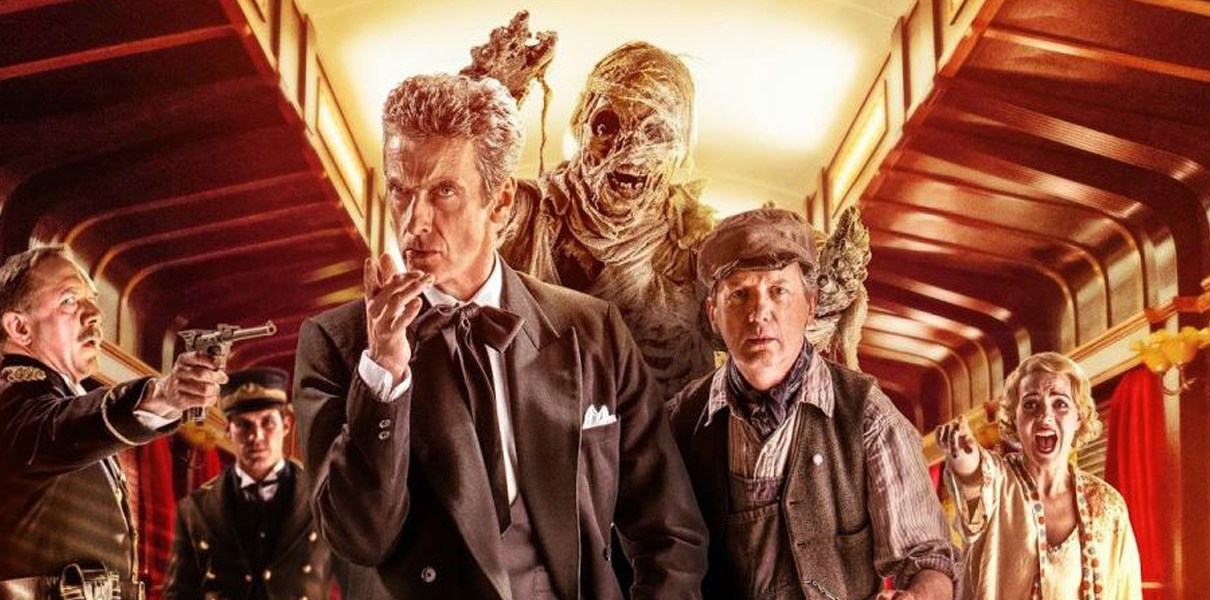 doctor who - Doctor Who 8x08 : Mummy on the Orient-Express