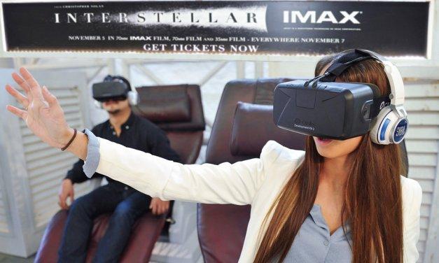 Découvrez l'expérience Oculus Rift Interstellar