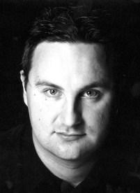 Oisin McGann, auteur des Moissons de la guerre