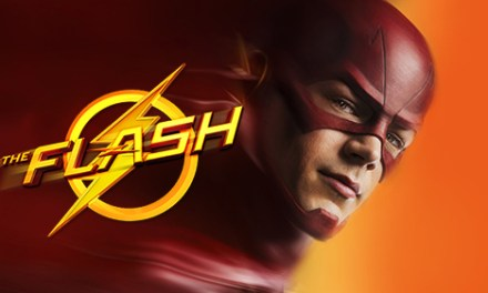 The Flash 1×01 City of Heroes