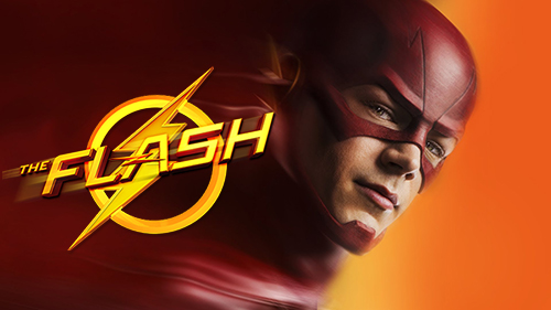 The Flash 1×15 Out Of Time