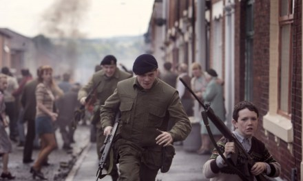 '71 : interview de Yann Demange