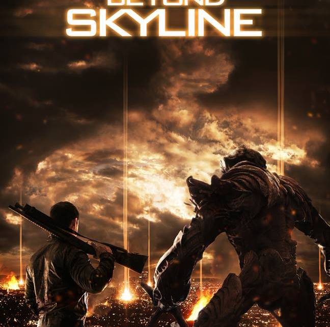 beyond skyline - Beyond Skyline : la suite de Skyline montre une nouvelle bande-annonce Beyond Skyline Movie Poster