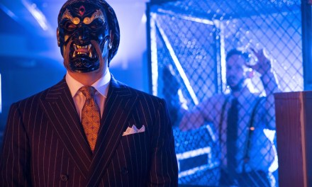 Gotham 1×08 : The Mask