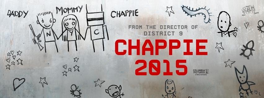 chappie - Découvrez Chappie, le nouveau film de Neil Blomkamp