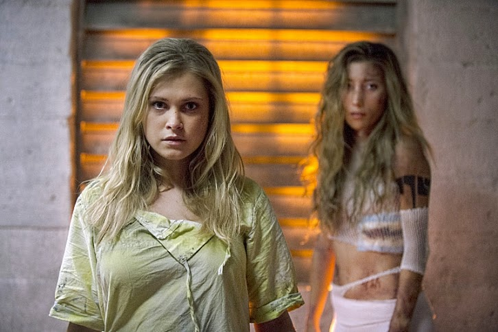 the 100 saison 2 - The 100 2x03 Reapercussions