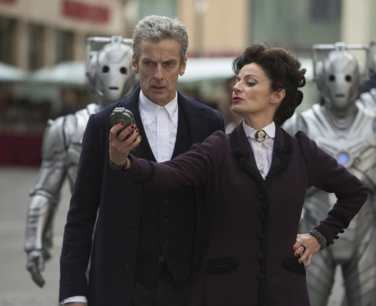 Doctor Who 8×11 et 12 : This is the end