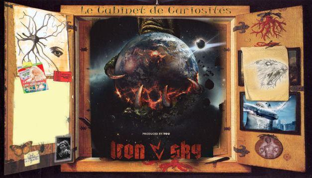 Iron Sky The Coming Race : nazis, T-Rex et SF