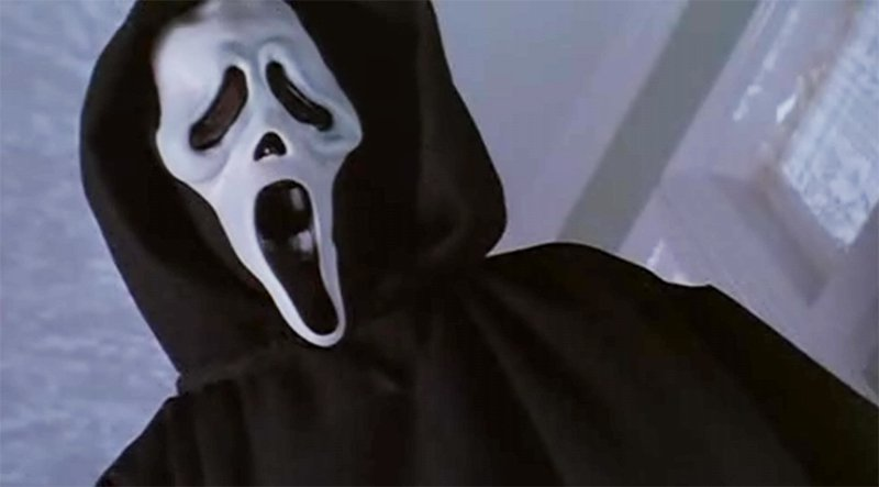 scream - SCREAM la série : Le masque du tueur dévoilé mtv working on scream tv series