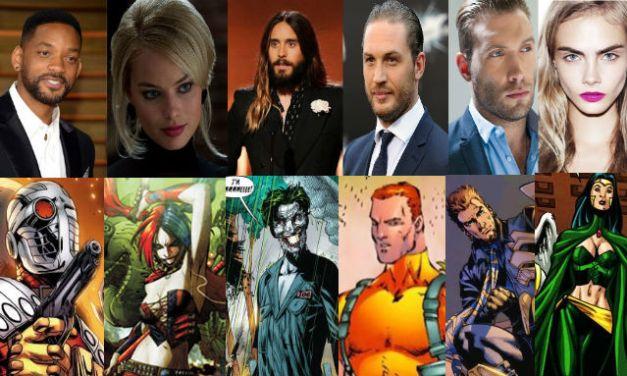 Suicide Squad : le casting officiel et les possibles connexions avec le DC Universe