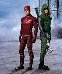 flash arrow